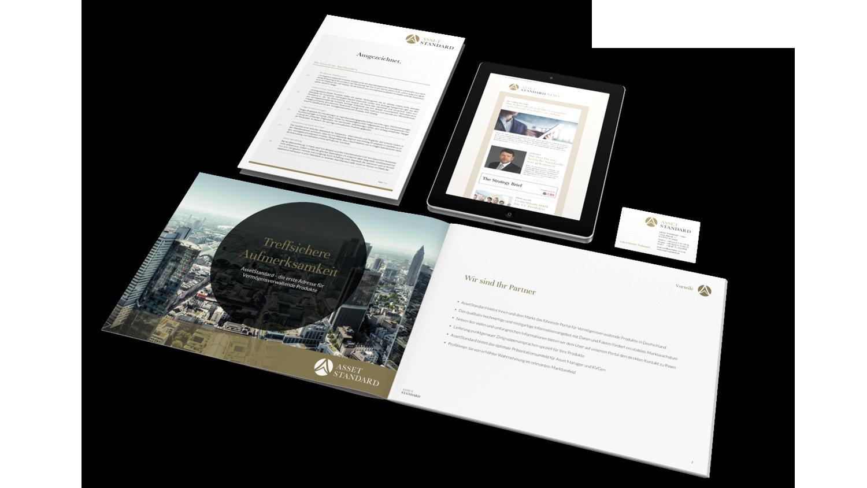 AssetStandard Brochure