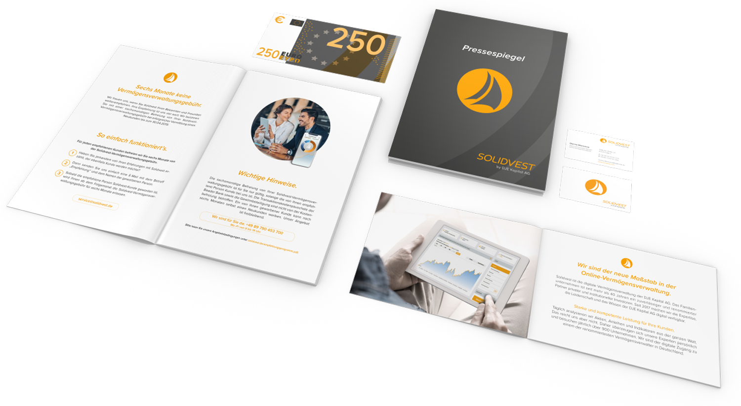 Solidvest Marketing Kit