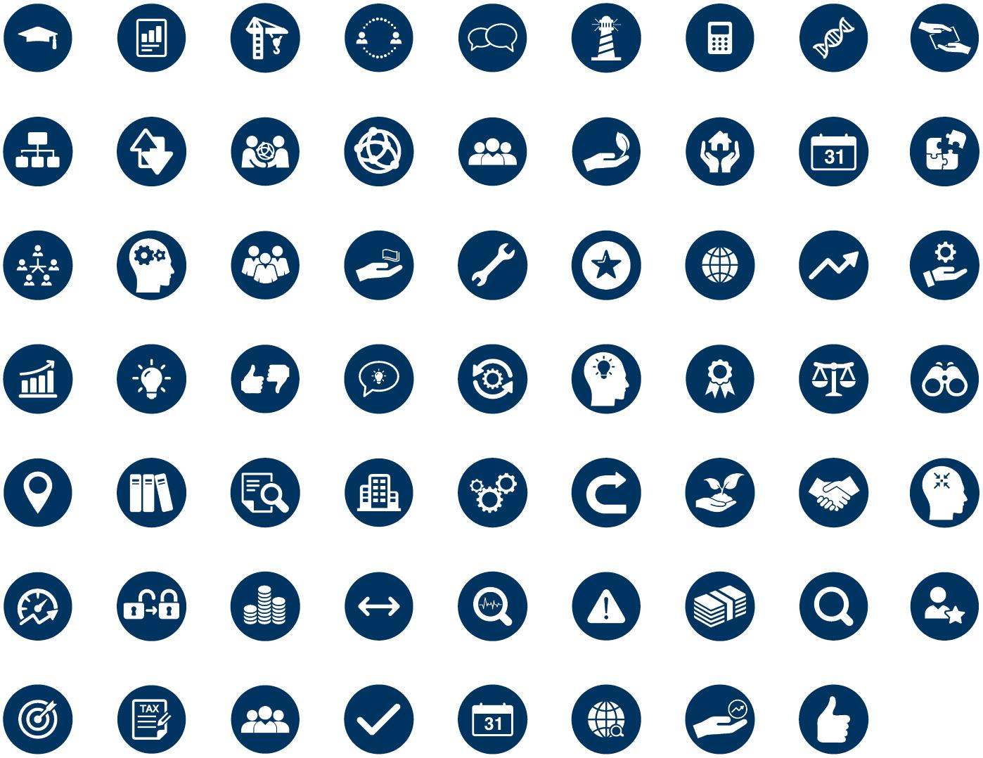 Triton Icons