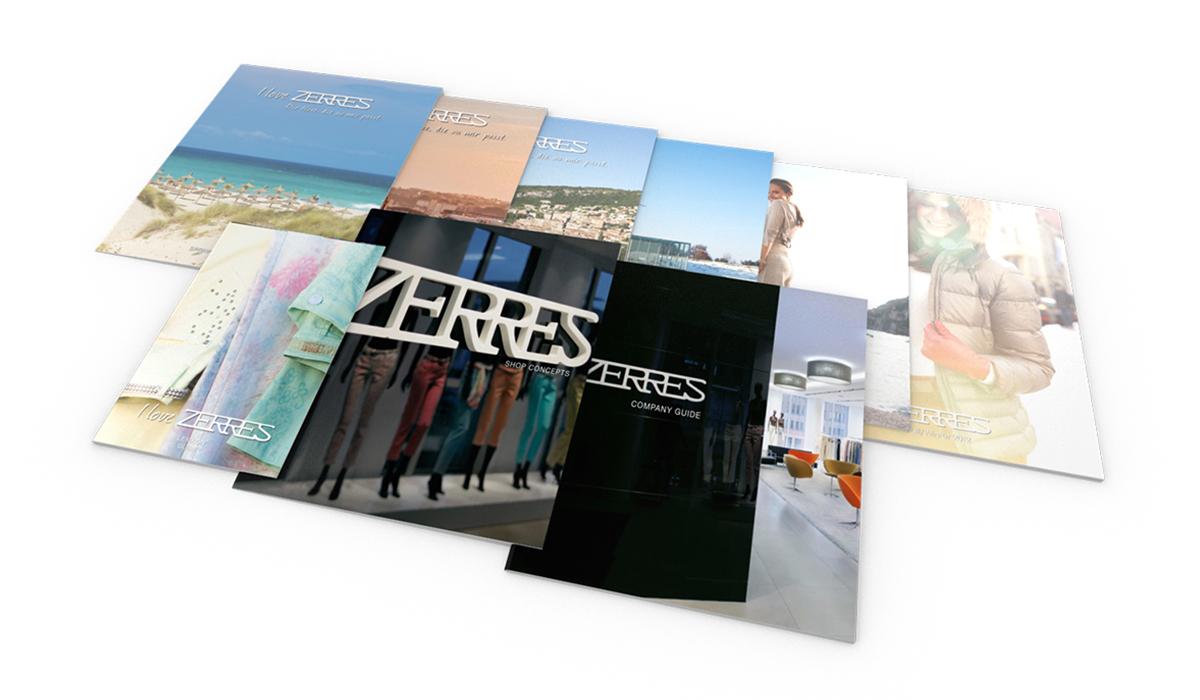 Zerres Broschüren 1